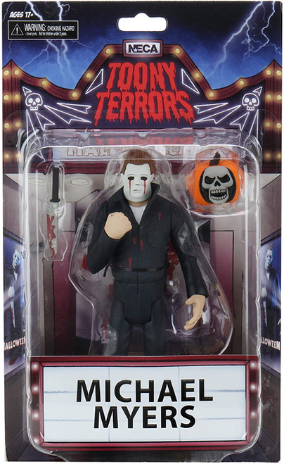"""Halloween 2 - Toony Terrors """"Bloody Tears Michael Myers"""" 6"""" Scale Action Figure"""