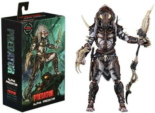 NECA - Predator Ultimate Alpha Predator 100th Edition 7in ActionFigure