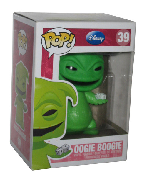 Oogie Boogie Funko 39 (with Pop Protector)