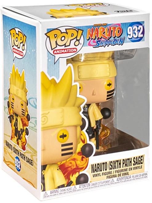 Naruto Shippuden Funko Pop 932