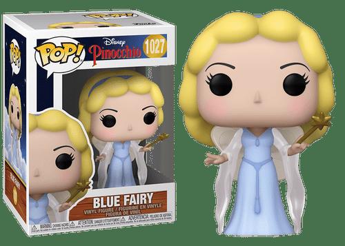 Pinocchio Blue Fairy 1027