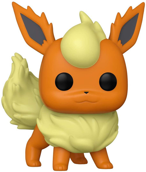 Funko Pop! Games: Pokemon - Flareon Vinyl Figure
