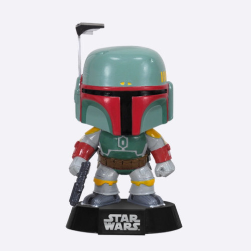 STAR WARS BOBA FETT 08 (WITH POP PROTECTOR)