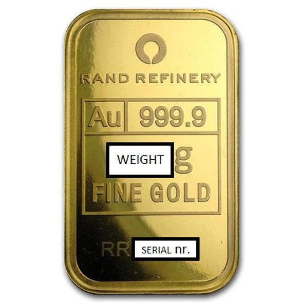 100g gold