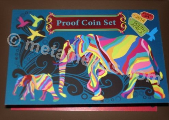 Proof Coin Set 2014