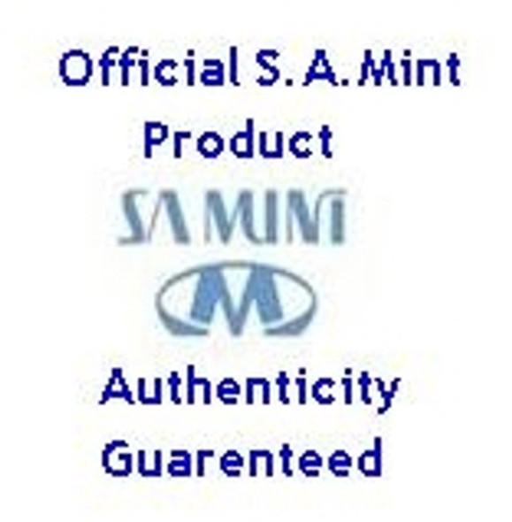 S.A.Mint Silver Set