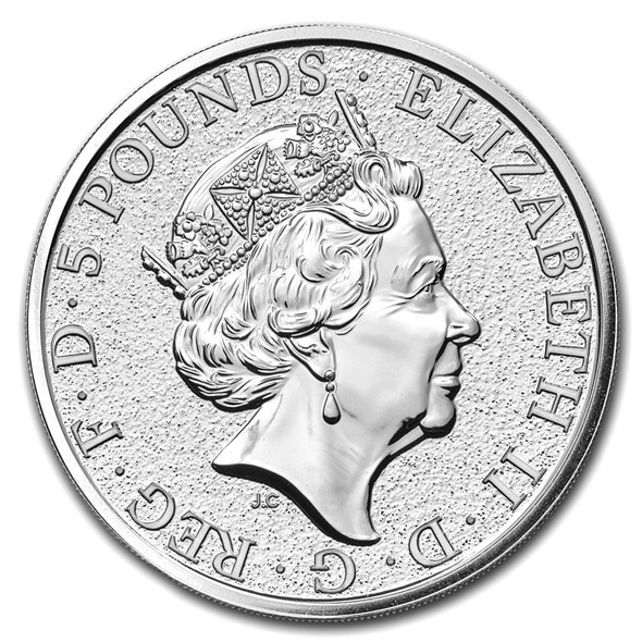 2oz Silver Coin - The Griffin