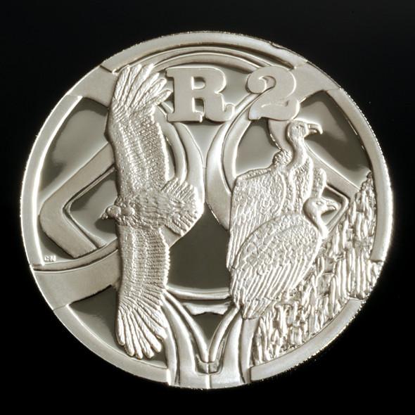 2005 Silver Crown - Reverse.