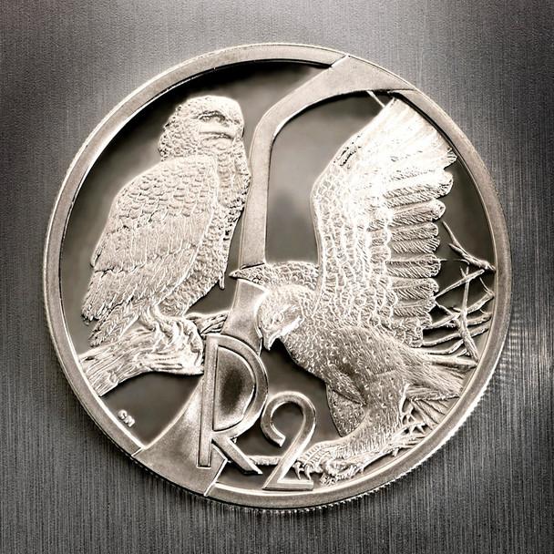 2003 Silver Crown - Reverse.
