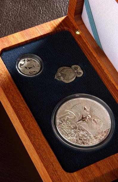 2004 Owl Set - Packaging.