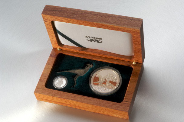 2006 Secretary Bird Set - Packaging.