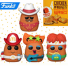 McDonald's Chicken McNugget 4-Pack by Funko
