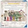 The Princess Bride Board Game - Back of Box