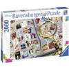 Disney Stamp Album Puzzle by Ravensburger