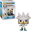 Pop! Gaming Silver the Hedgehog 30th Anniversary