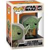Star Wars Yoda Concept Art Funko box