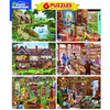 Steve Crisp 6 in 1 puzzle box