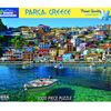 Parga Greece White Mountain Puzzle