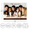 Friends Drinking a Milkshake Puzzle