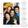 Seinfeld Cast Jigsaw Puzzle