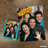 Lifestyle shot of the Seinfeld Cast Puzzle