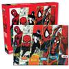 Marvel Spider-Man Timeline 1000pc Puzzle