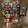Hammer Horror Movie Posters Collage Puzzle by Aquarius