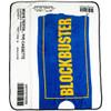 Blockbuster Video VHS tape throw blanket