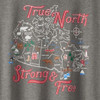Close-Up of the True North T-Shirt