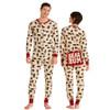 Bear Bum Union Suit PJs for Adults