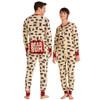 Adult Bear Bum Union Suit PJs