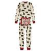 Bear Bum Pajamas - Rear