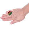 Jingle Bell Ring on Hand