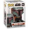 Pop! Star Wars Mandalorian: Boba Fett Funko Vinyl Figure 54524 Boxed View