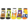 Peanuts Snoopy Halloween 5 Pack of Ankle Socks by Bioworld