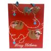 Fa-La-Llama Set of 4 Gift Bags - Sloth Bag
