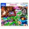 Puzzle Cats 1000pc Puzzle by White Mountain - Box View