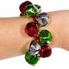 Jinglette Christmas Bracelet red and green model
