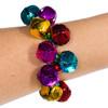 Jinglette Christmas Bracelet purple model