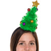 Tulle Christmas Tree Headband