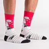 Never Eat Snow - Sock It To Me Men's Crew Socks