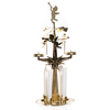 Christmas Chimes Angels - Brass