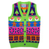 Sweet Mashup Sweater Vest Flat