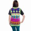 Sweet Mashup Sweater Vest Rear