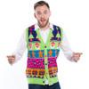 Sweet Mashup Ugly Sweater Vest