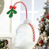 Festive Mistletoe Headband
