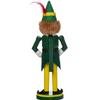 Back - Elf  Buddy Nutcracker