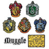Harry Potter Patches