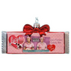Lucy Candy Bar Ornament - Glass