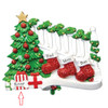 Dog Bone Personalized Ornament Add On Example